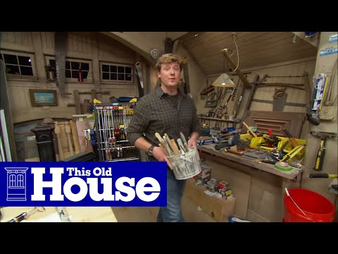 How to Choose the Right Paintbrush - This Old House