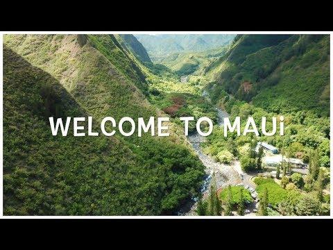 MAUI - DRONE COMPILATION