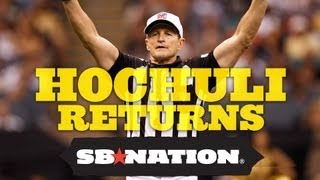 Ed Hochuli Welcome Back An Ode To The Return Of Nfl Referees