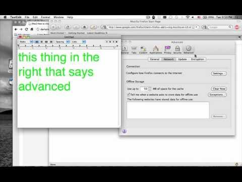 proxy on mac