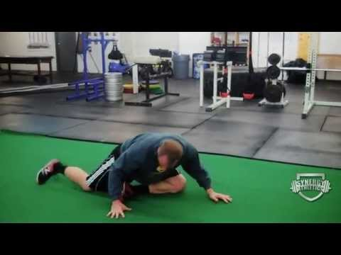 Hip Warm Up Exercise