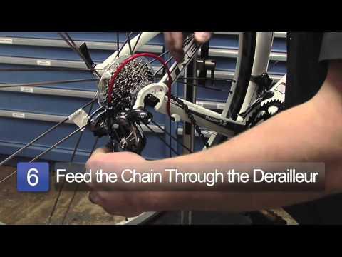 How to Change a Bike Chain