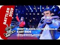 Benny Blanco Halsey Khalid Eastside Max Leonie Jorden Battles The Voice Kids SAT 1 mp3