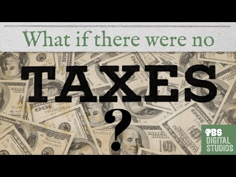 What If There Were No Taxes?
