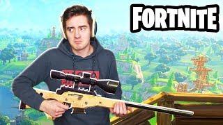 Denis Sucks At Fortnite - Episode 3