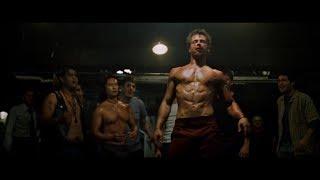 Fight Club - Basement   Fight scene (HD)