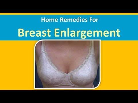 Best Natural Home Remedies For Breast Enlargement|Soy Bean., Bananas.