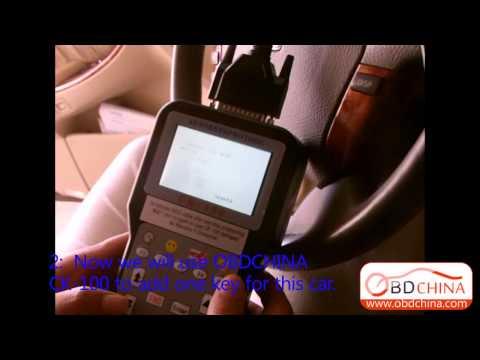 Auto Locksmith Tool Car Key Programmer CK-100 CK100 V39.02 SBB by OBDChina