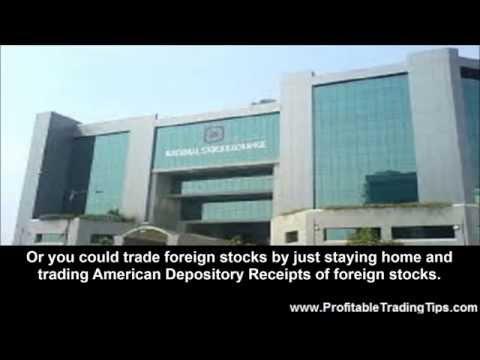 Trade Foreign Stocks