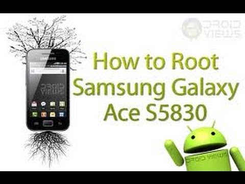 Samsung Galaxy Ace S5830i ROOT!