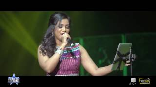 SHREYA GOSHAL Live in UK 2017 LEEDS Highlights