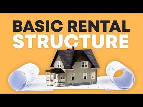 Basic Rental Real Estate Structure