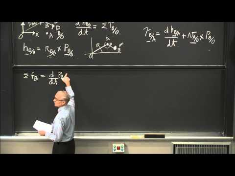 5. Impulse, Torque, & Angular Momentum for a System of Particles