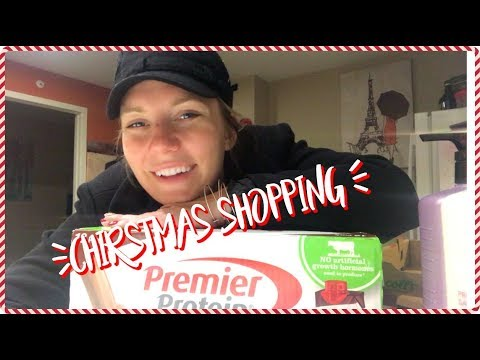 VERY Last Minute Christmas Shopping | VLOGMAS DAY 24