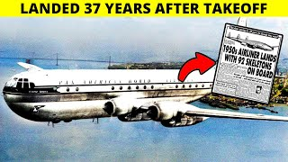 A Missing Plane From 1955 Landed After 37 Years