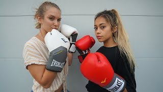 BOXING my BOYFRIEND'S Ex GIRLFRIEND!