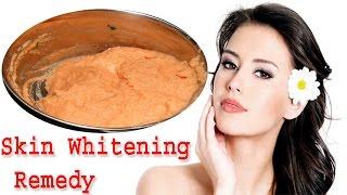लाल मसूर दाल से त्वचा को गोरा बनाने का रामबाण उपाय (Scrub Skin Whitening Remedy 100% Working)