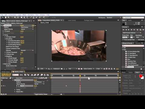 How to Create Slow Motion in Adobe After Effects
