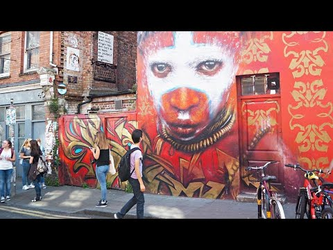 Where to Find Street Art in London