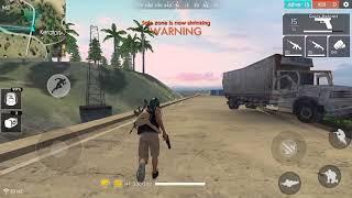 Super Intense Game Solo Vs Squad English Free Fire
