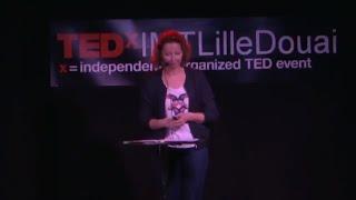 Jeunes en transit dans un monde en transition | Cécile Leroy | TEDxIMTLilleDouai
