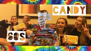 Trying 1960s Vintage Candy | Katie Brophy