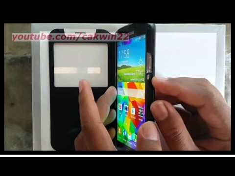 Samsung Galaxy S5 : How to enable screen lock sounds (Android Phone)
