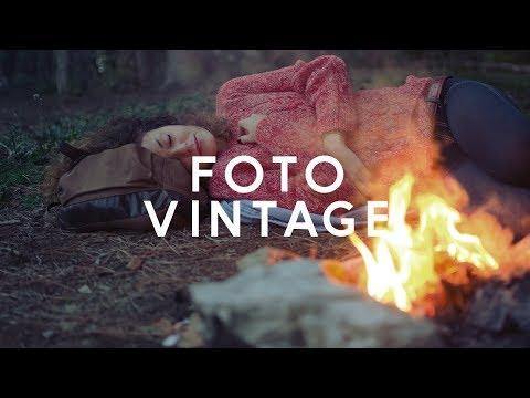COME FARE FOTO VINTAGE/PELLICOLA/STILE TUMBLR?! - PHOTOSHOP TUTORIAL