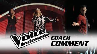Judika Meniru Gesture AGNEZ MO Saat Ajarin Natasya   The Blind Audition Eps 3   The Voice Indonesia