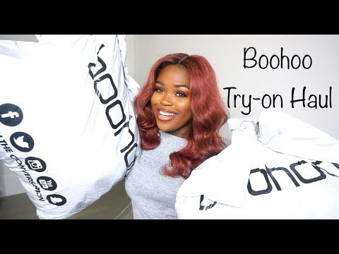 Boohoo Try-On Haul | The Goods And The Almost There(s)