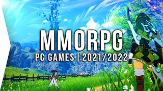 30 New Upcoming PC MMORPG Games in 2021 & 2022! ► The Ultimate List of Online, Multiplayer, MMO