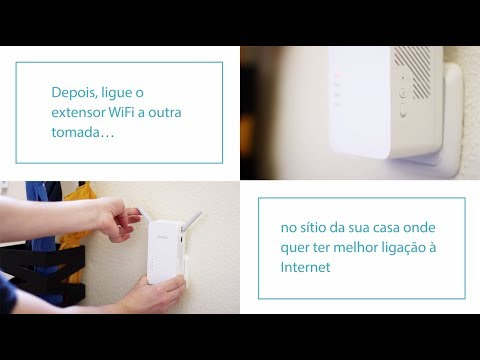 D Link PLC Internet WiFi pela rede eletrica DHP W611AV PT