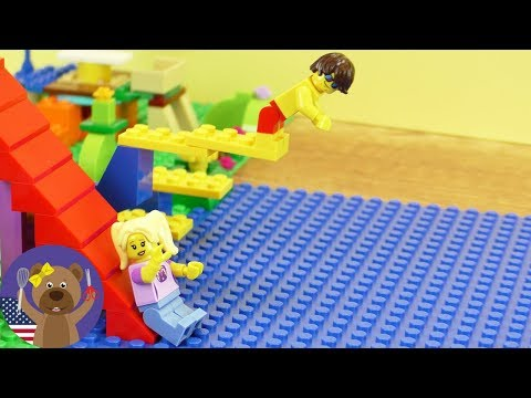 LEGO Dream Backyard | POOL, SLIDE, DIVING BOARD | LEGO Design