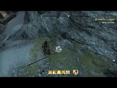 The Elder Scrolls Online: Craglorn skyshard 5