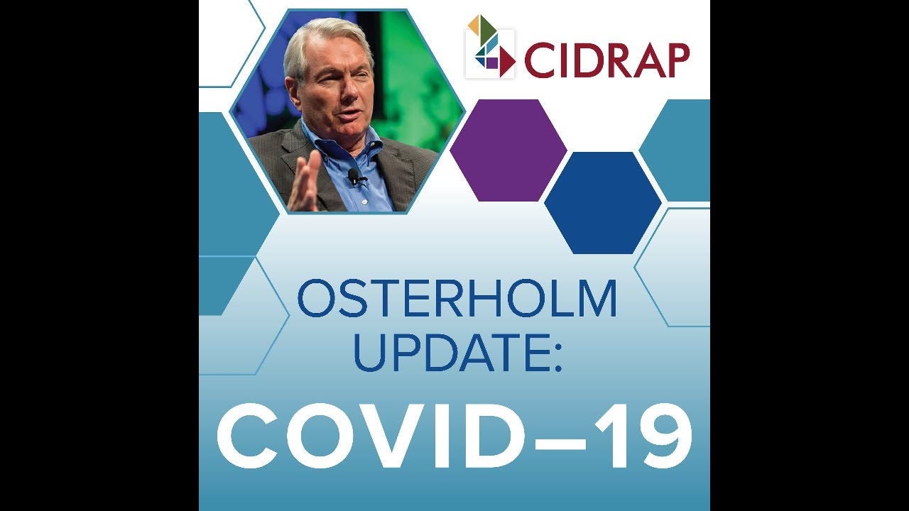 Ep 18 Osterholm Update COVID-19: Preparing for the Fall