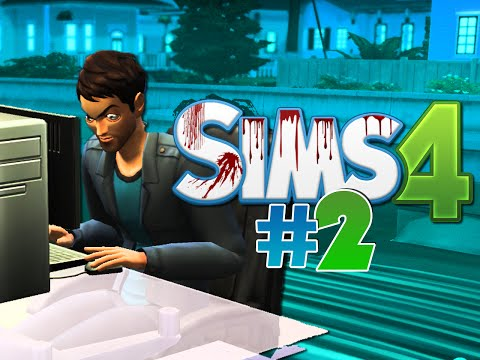 The Sims 4 | Computer Hacking #2