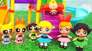 Surprise Toys L.O.L. Dolls Turn Into the Powerpuff Girls!!! - PPG Custom Dolls
