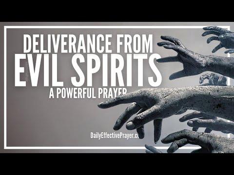 Prayer For Deliverance From Evil Spirit - Prayer For Evil Spirits