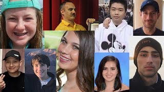 Meet The Victims of the Parkland, Florida School Shooting   What