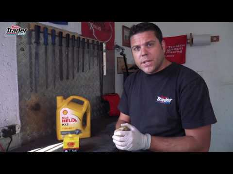 DIY - How to change the oil in your car
