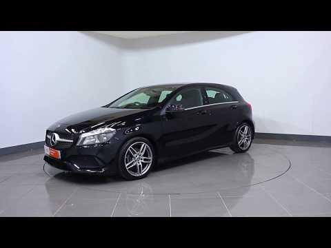 Mercedes-Benz A Class 1.5 A180d AMG Line (s/s) 5dr video