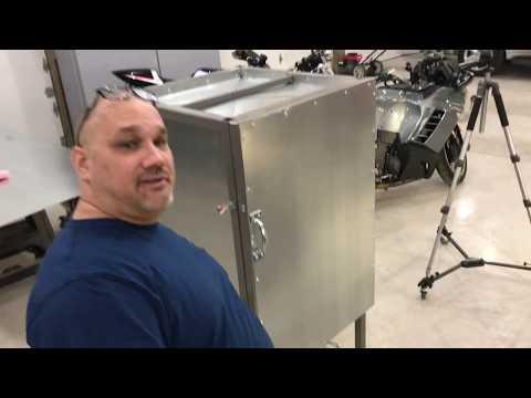 DIY Powder Coat Oven Part 4