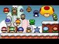 Download  Super Mario Bros X (SMBX 1.4.4) - PowerUps GFX (Custom) . HD MP3,3GP,MP4