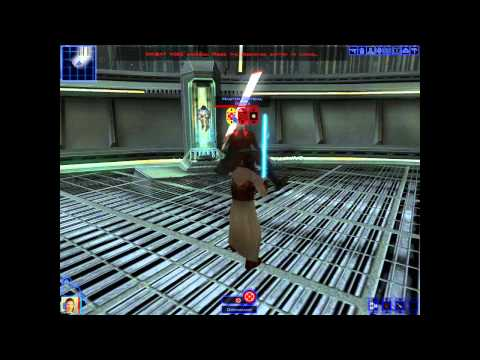Random Gameplays - SWKOTOR: Darth Malak (Light Side Consular)