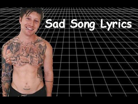 Scotty Sire - Sad Song (Lyrics)