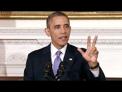 Obama Says