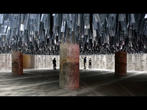 2016 Venice Architecture Biennale - Reporting from the Front