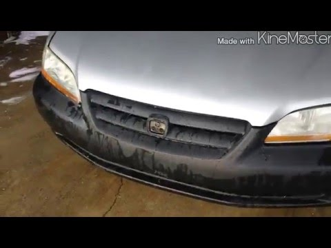 How to remove paint on plastic bumper
