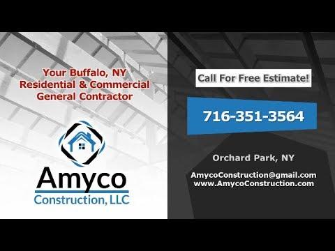 Amyco Construction, LLC | Buffalo NY General Contractors