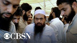 Hafiz Saeed, alleged mastermind of 2008 Mumbai attacks, arrested in Pakistan